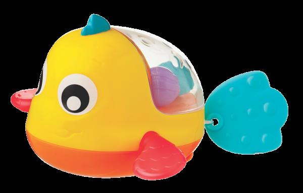 Badespielzeug Paddel-Fisch