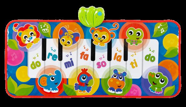 Jumbo Jungle Klavierspielmatte mit Tiergeräuschen