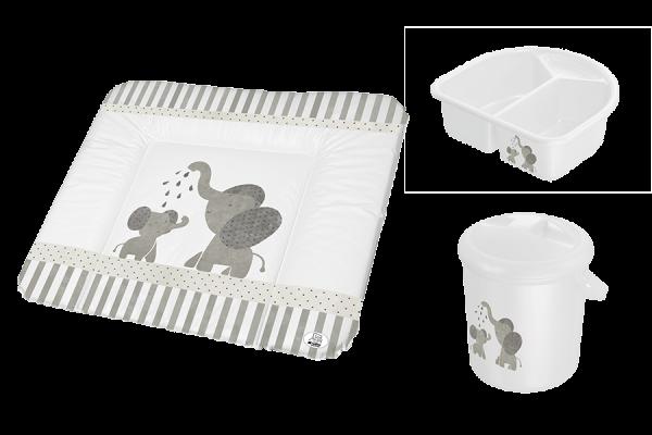 Modern Elephants Wickel-Set
