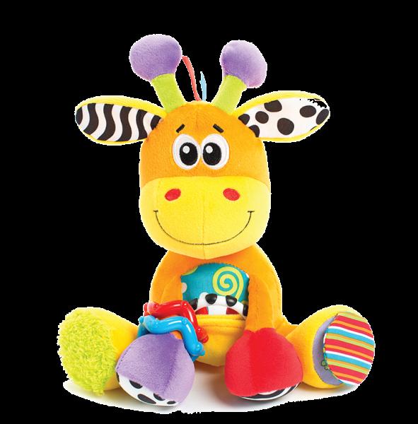 Activity-Freund Giraffe